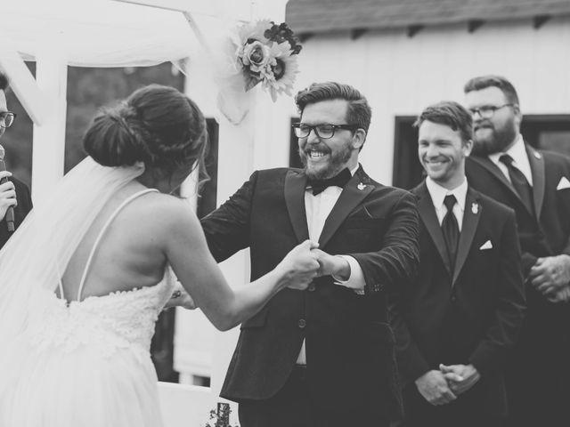 Kyle and Chelsea's Wedding in Dry Ridge, Kentucky 63