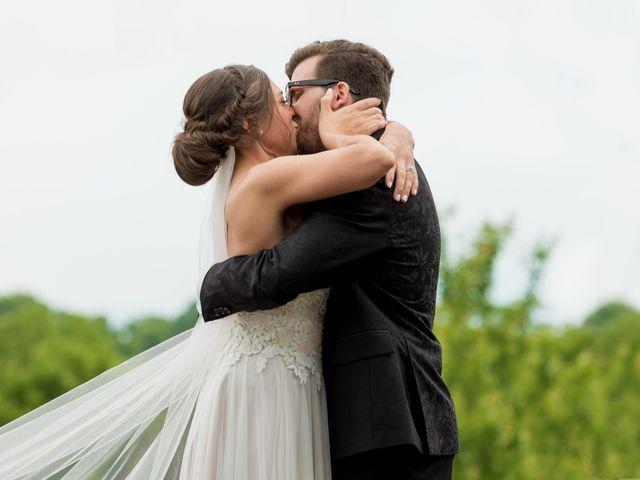 Kyle and Chelsea's Wedding in Dry Ridge, Kentucky 64