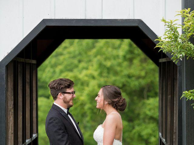 Kyle and Chelsea's Wedding in Dry Ridge, Kentucky 66