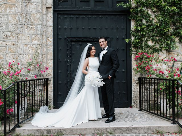 Itchel and Milad's Wedding in Miami, Florida 10