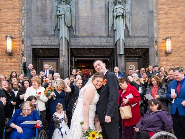 Greg and Maura's Wedding in Massapequa, New York 9