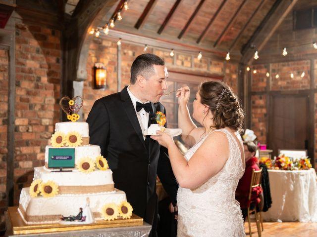 Greg and Maura's Wedding in Massapequa, New York 34