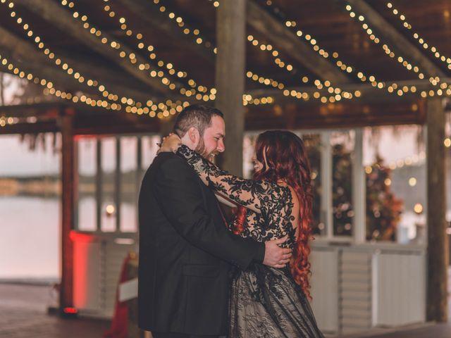 Amber and Evan's Wedding in Orlando, Florida 3
