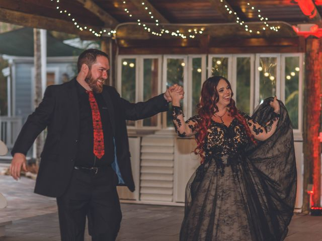Amber and Evan's Wedding in Orlando, Florida 4