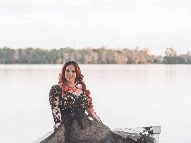 Amber and Evan's Wedding in Orlando, Florida 8