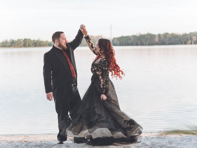 Amber and Evan's Wedding in Orlando, Florida 1