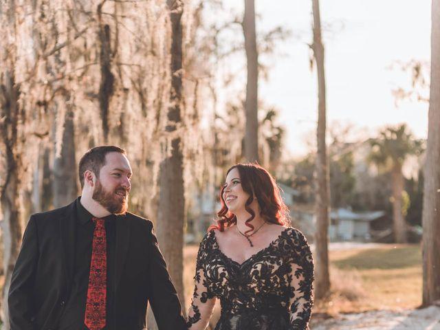 Amber and Evan's Wedding in Orlando, Florida 2