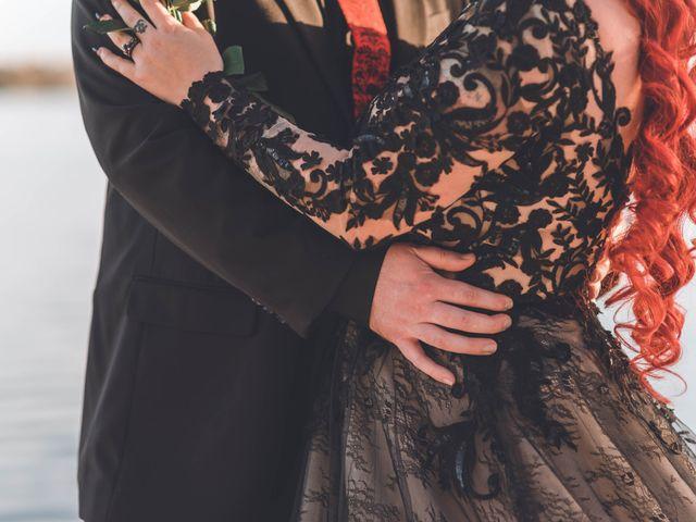 Amber and Evan's Wedding in Orlando, Florida 12