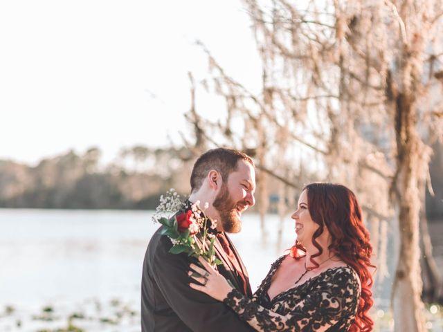 Amber and Evan's Wedding in Orlando, Florida 14