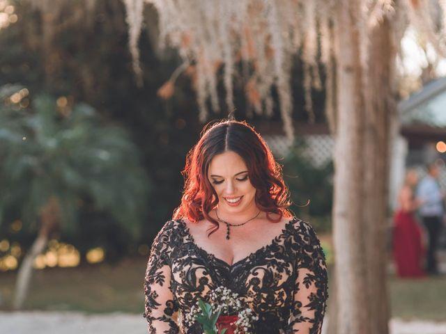 Amber and Evan's Wedding in Orlando, Florida 16