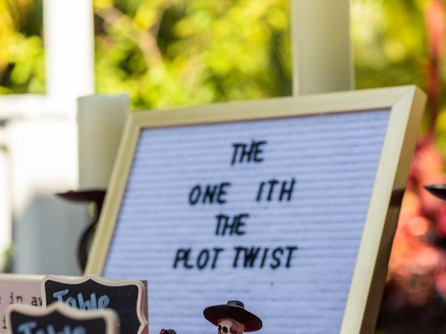Amber and Evan's Wedding in Orlando, Florida 18