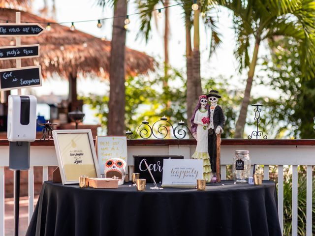 Amber and Evan's Wedding in Orlando, Florida 19