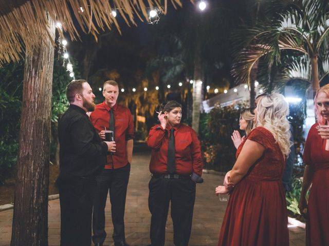 Amber and Evan's Wedding in Orlando, Florida 21