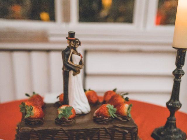 Amber and Evan's Wedding in Orlando, Florida 22