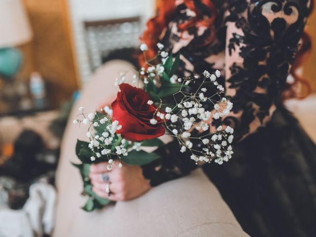 Amber and Evan's Wedding in Orlando, Florida 27