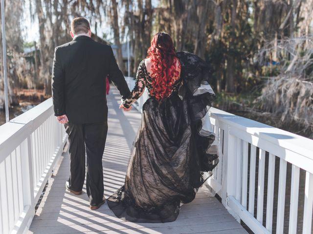 Amber and Evan's Wedding in Orlando, Florida 29