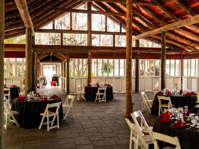 Amber and Evan's Wedding in Orlando, Florida 32