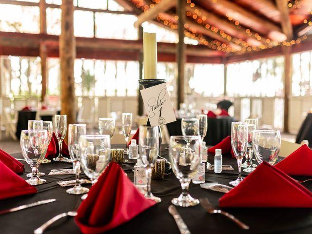Amber and Evan's Wedding in Orlando, Florida 34