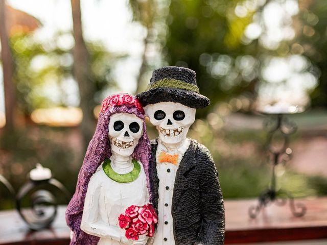 Amber and Evan's Wedding in Orlando, Florida 36