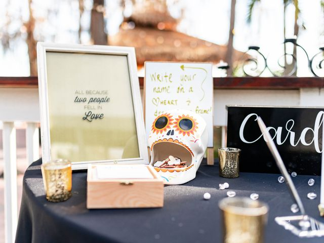 Amber and Evan's Wedding in Orlando, Florida 39