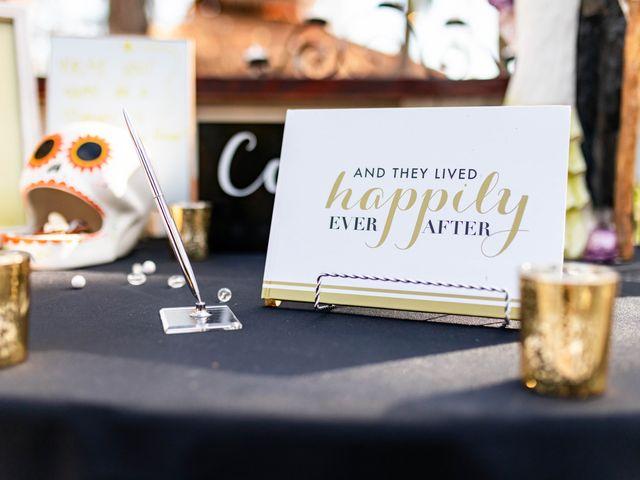 Amber and Evan's Wedding in Orlando, Florida 40