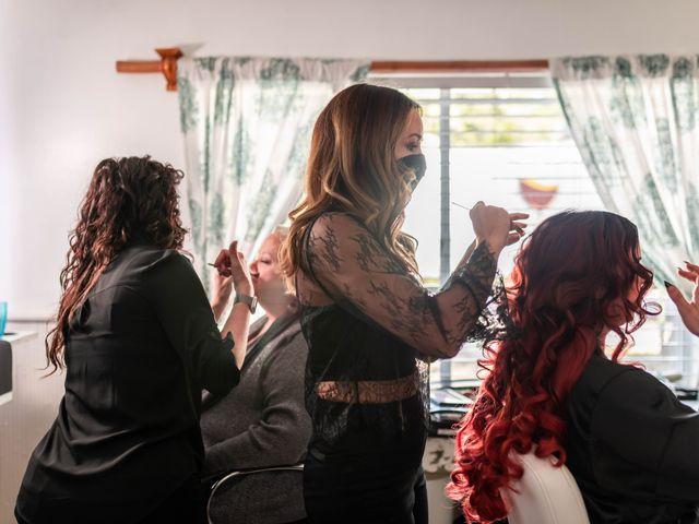 Amber and Evan's Wedding in Orlando, Florida 41