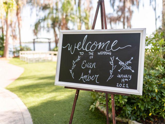 Amber and Evan's Wedding in Orlando, Florida 42