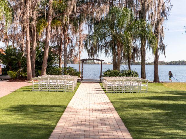 Amber and Evan's Wedding in Orlando, Florida 43