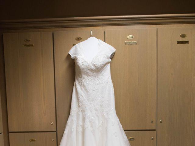 Brittany and Josh's wedding in Minnesota 5