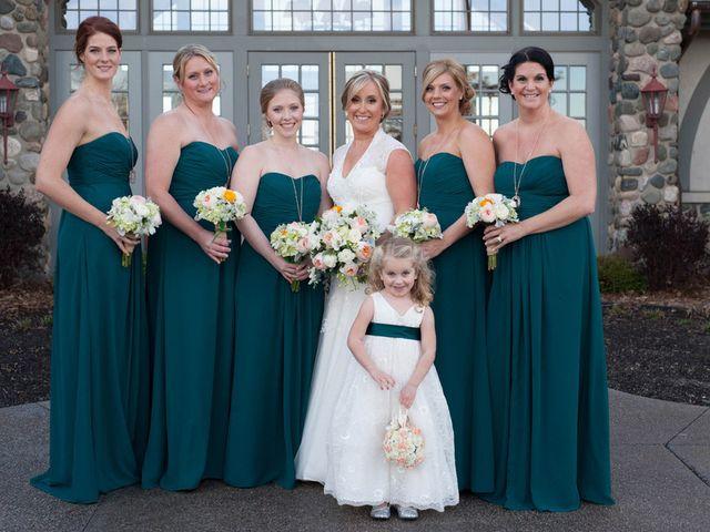 Brittany and Josh's wedding in Minnesota 10