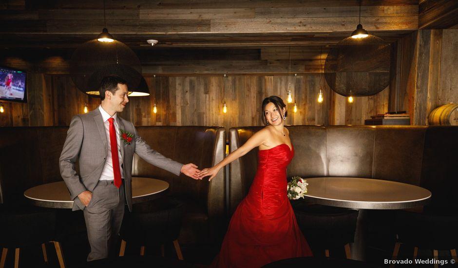 Nick and Christine's Wedding in Minneapolis, Minnesota