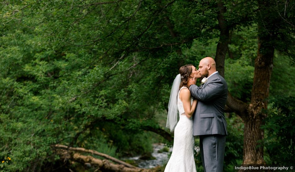 Nathan and Bree's Wedding in Spearfish, South Dakota