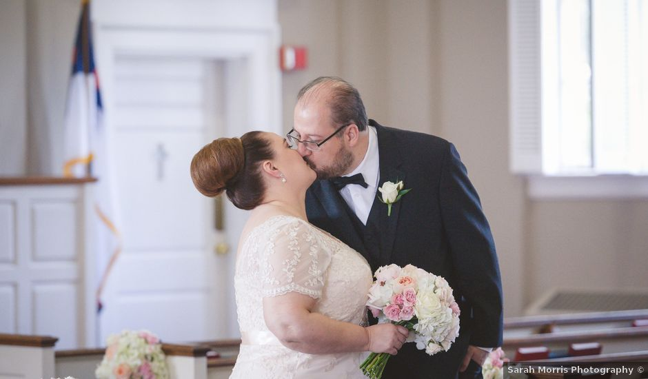 David and Holly's Wedding in Memphis, Tennessee