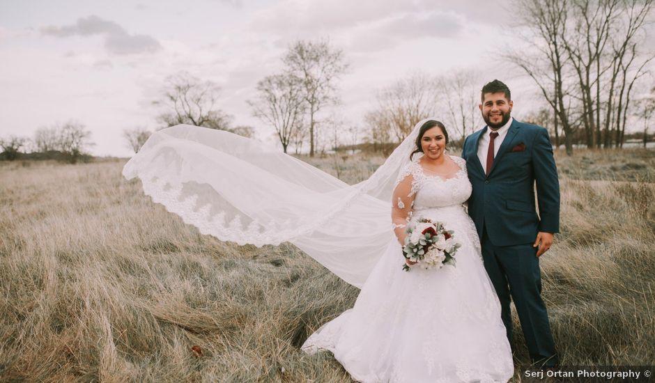 Matt and Lizzy's Wedding in Detroit, Michigan