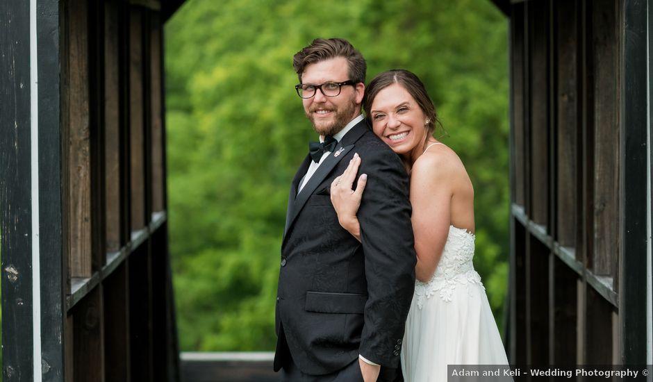 Kyle and Chelsea's Wedding in Dry Ridge, Kentucky