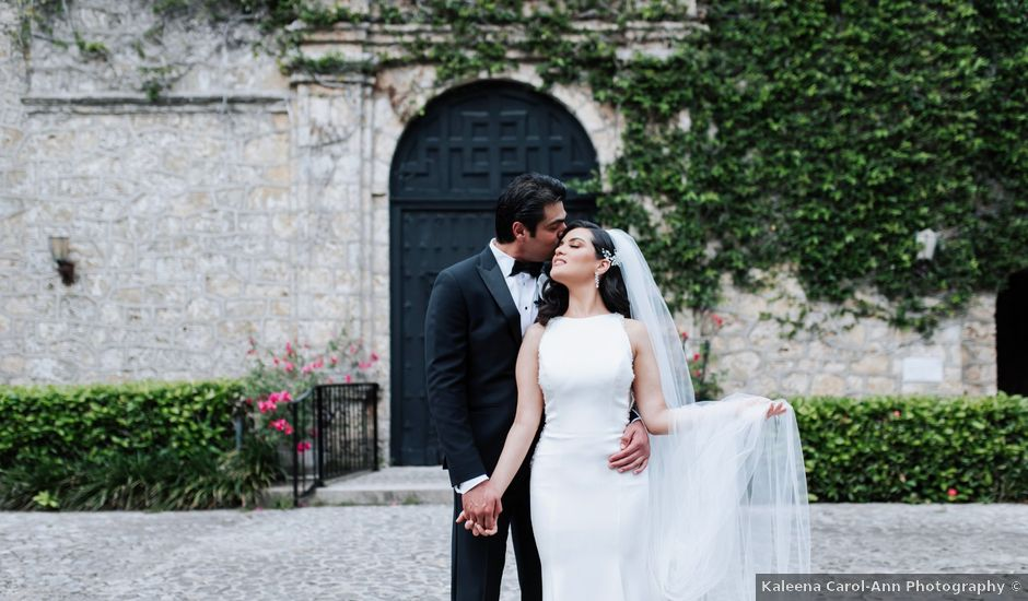 Itchel and Milad's Wedding in Miami, Florida