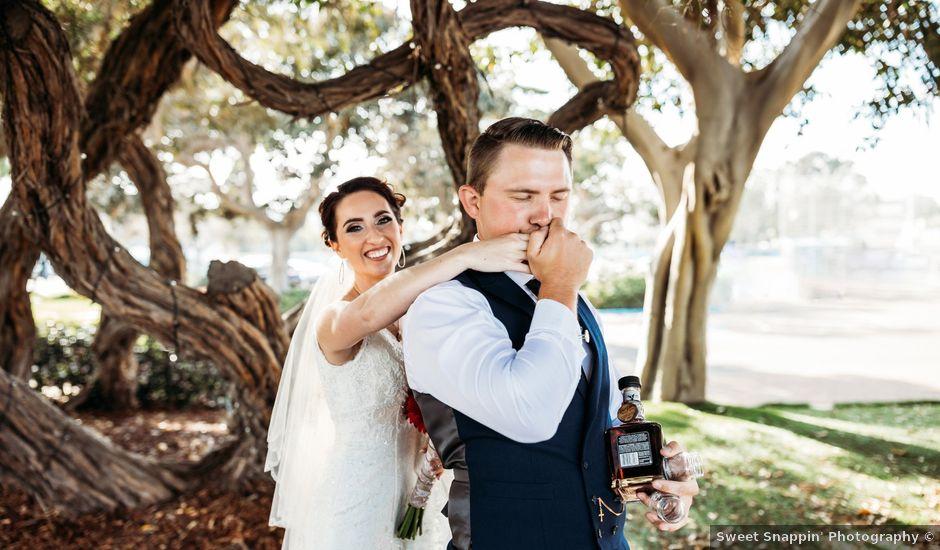 Matt and Annie's Wedding in San Diego, California
