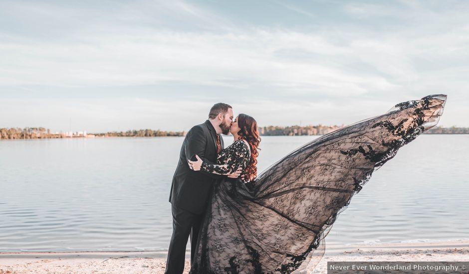 Amber and Evan's Wedding in Orlando, Florida