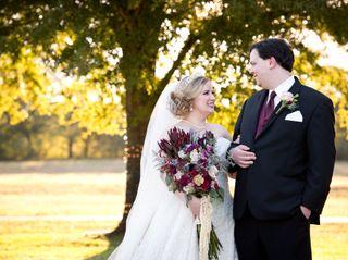 The wedding of Lindsey and Jason 1