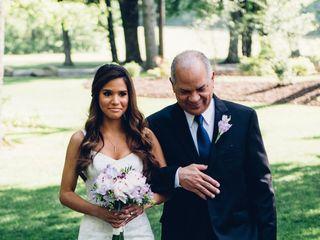 Clarissa and Sean's Wedding in Reeders, Pennsylvania 10