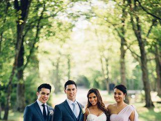Clarissa and Sean's Wedding in Reeders, Pennsylvania 14