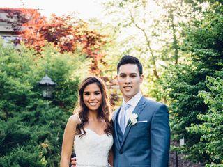 Clarissa and Sean's Wedding in Reeders, Pennsylvania 17