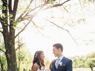 Clarissa and Sean's Wedding in Reeders, Pennsylvania 18