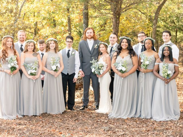 Colton and Rylee's Wedding in McAlester, Oklahoma 6
