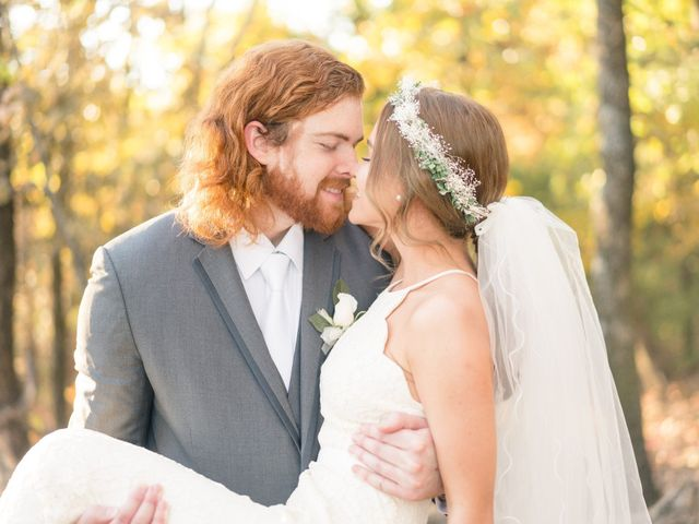 The wedding of Rylee and Colton
