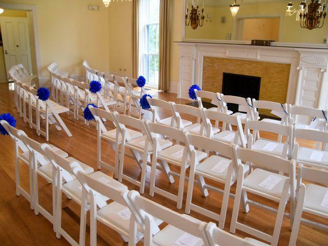 Blane and Melissa's Wedding in Elmhurst, Illinois 6