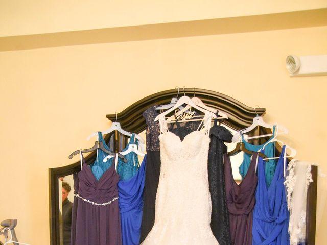 Blane and Melissa's Wedding in Elmhurst, Illinois 7