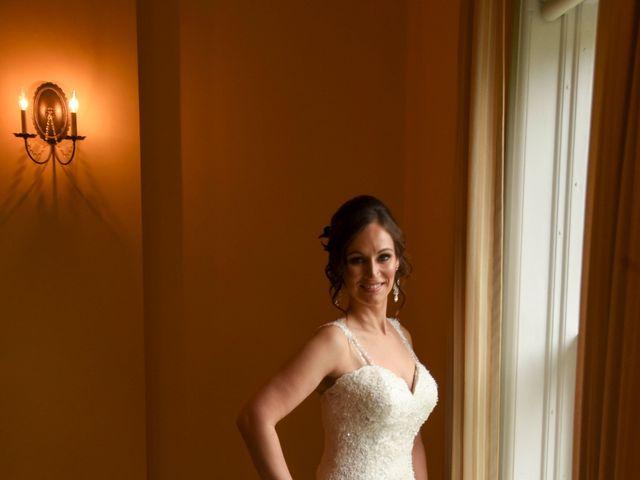 Blane and Melissa's Wedding in Elmhurst, Illinois 9