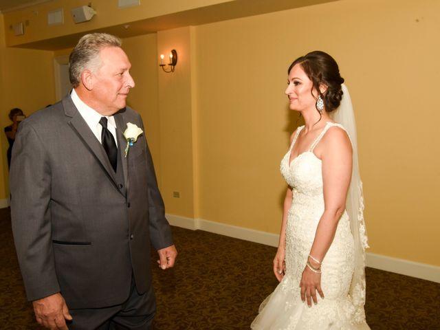 Blane and Melissa's Wedding in Elmhurst, Illinois 11