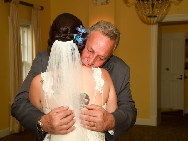 Blane and Melissa's Wedding in Elmhurst, Illinois 12